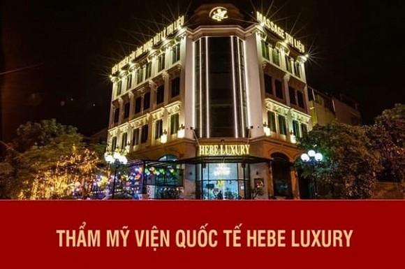Khắc phục gò má cao bởi phương pháp làm đẹp hot nhất tại Hebe Luxury - Hình 4