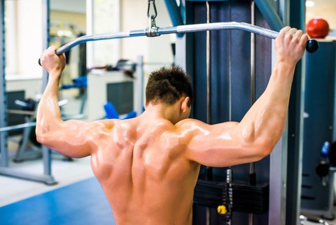 3 bài tập nguy hiểm cho vai tại phòng gym - Hình 3