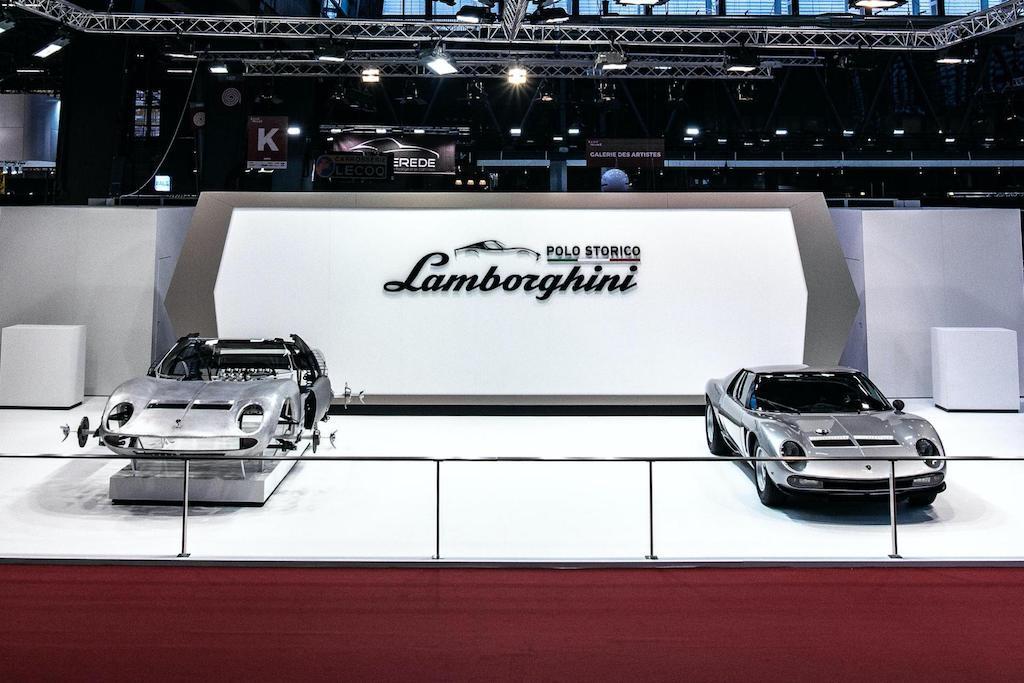 Ngắm ông tổ của siêu xe Lamborghini Aventador SVJ, chưa đầy 1% dân chơi xe có cơ hội được diện kiến! - Hình 1