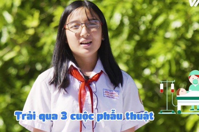 Tập 1 Thiếu niên nói 2020: Ba mắc bệnh ung thư, cô bé lớp 7 nghẹn nước mắt: 'Ba phải giữ sức khỏe chứ' - Hình 1