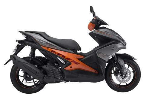 Bảng giá xe ga Yamaha tháng 2/2020 - Hình 1
