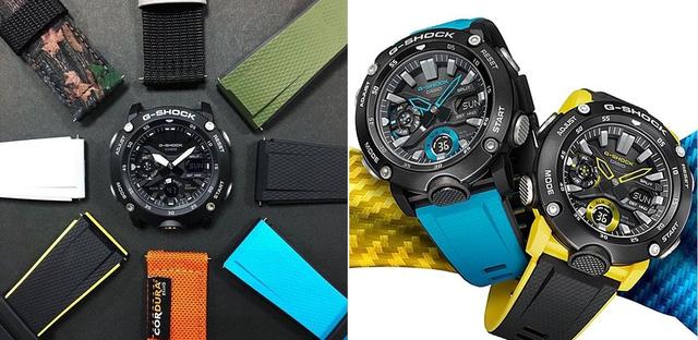 Ngắm 3 mẫu đồng hồ G-Shock siêu ngầu dành cho giới game thủ - Hình 1
