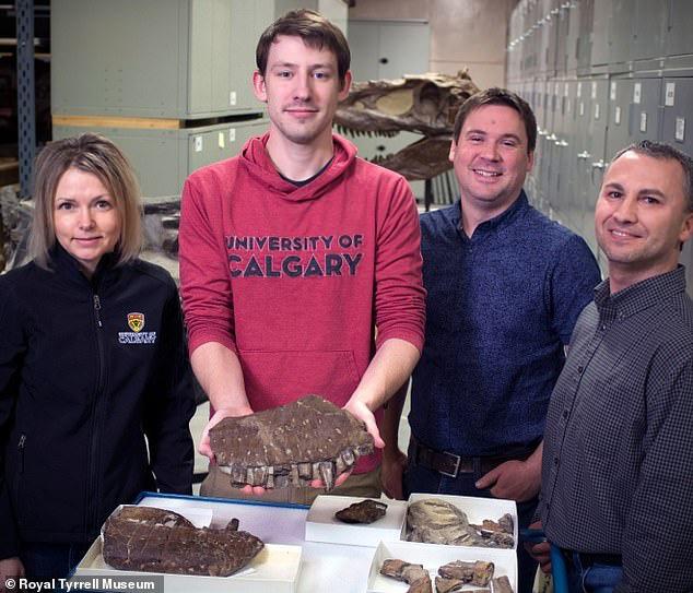 Phát hiện quái vật 80 triệu tuổi là chiến binh của Thần Chết - Hình 1