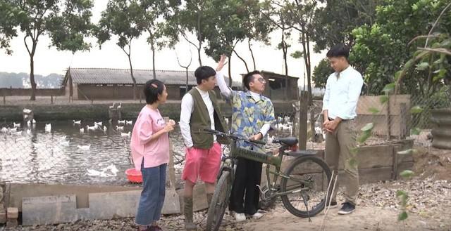 Ba chàng ngốc - Nụ cười châm biếm về vấn đề ô nhiễm môi trường - Hình 1