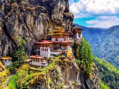 Bhutan: Đón năm mới ở tu viện Paro Taktsang - Hình 1