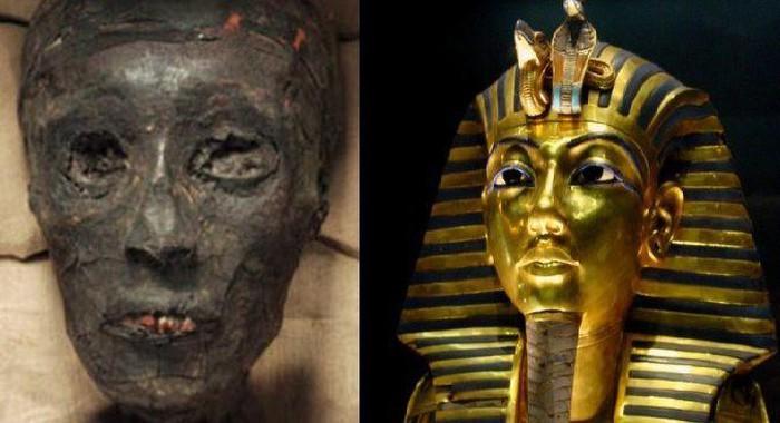 Cực sốc cơ thể dị dạng của Pharaoh nổi tiếng Ai Cập - Hình 1