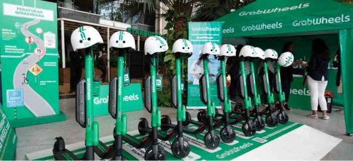 Grab gọi thành công 30 triệu USD đầu tư cho dịch vụ xe điện 2 bánh - Hình 1