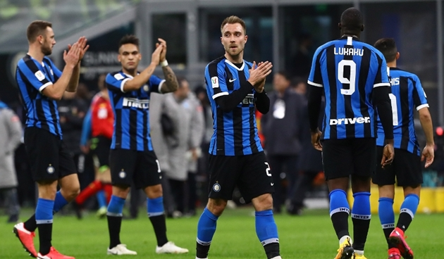 Inter Milan thất bại, Conte đổ lỗi cho... AC Milan - Hình 1