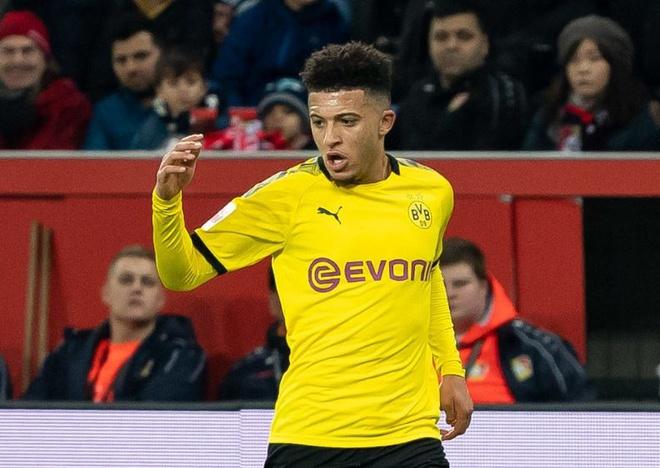 Jadon Sancho sẽ rời Dortmund, mở đường đến MU hè này - Hình 1