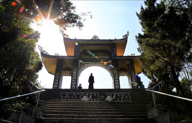 Lắng lòng chốn Thiền viện Trúc Lâm Bạch Mã - Hình 1