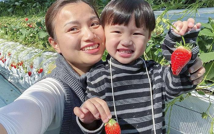 Sau thời gian chật vật vì luật mới của YouTube, Quỳnh Trần đã tìm được cách để có thể quay vlog cùng bé Sa - Hình 1