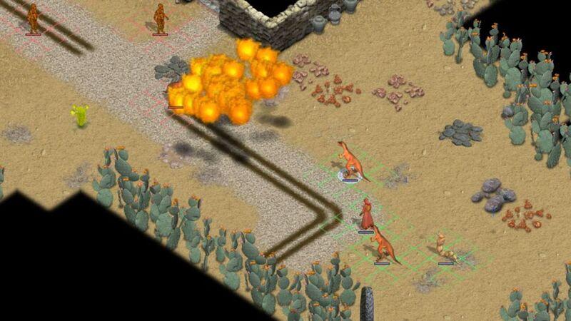 Trò chơi nhập vai cổ điển Geneforge đang được làm lại - Hình 1