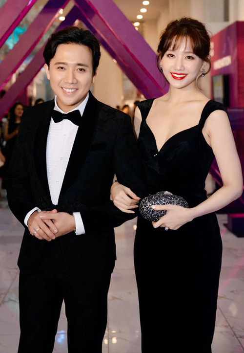 4 cặp sao Việt chăm diện đồ đôi nên ngày nào cũng là Valentine - Hình 1