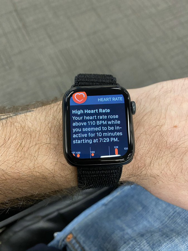 Apple Watch đã mang năm mới đến cho anh nhân viên AT&T như thế nào - Hình 1