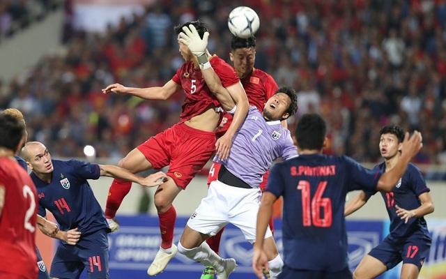 Cầu thủ Việt Nam vẫn thua Thái Lan về chiến thuật và tư duy chơi bóng - Hình 1