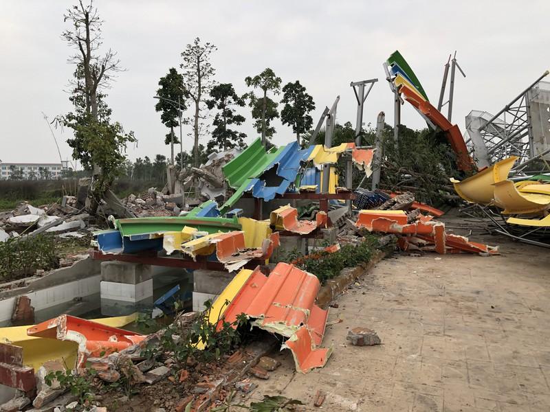 Chủ tịch Hà Nội giao thanh tra vụ cưỡng chế công viên nước Thanh Hà - Hình 1