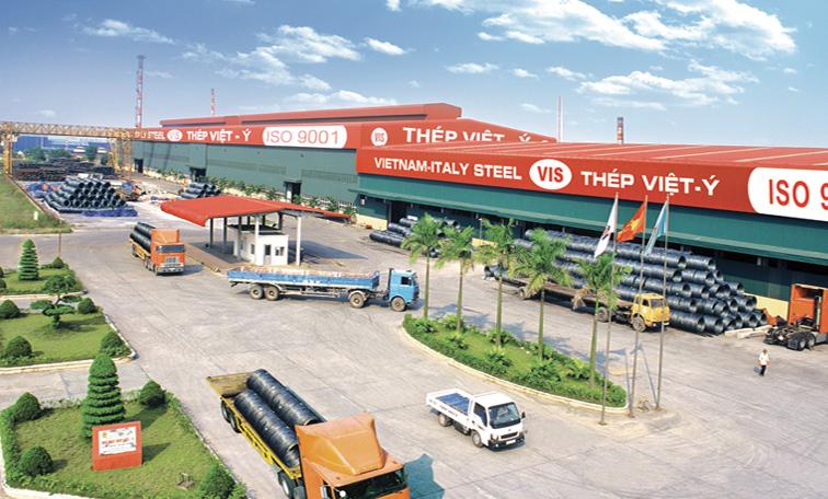 Công ty cổ phần Thép Việt - Ý bị xử phạt 140 triệu đồng - Hình 1