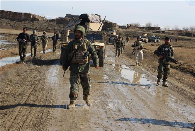 Đụng độ giữa lực lượng chính phủ Afghanistan và Taliban bất chấp đột phá trong hòa đàm - Hình 1