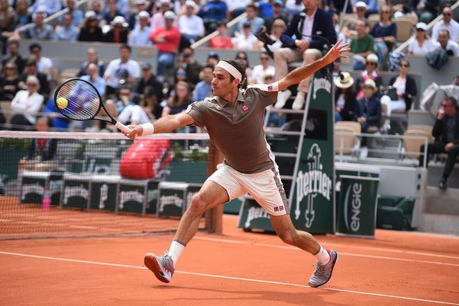 Federer chỉ tham dự Pháp mở rộng tại mùa giải đất nện - Hình 1
