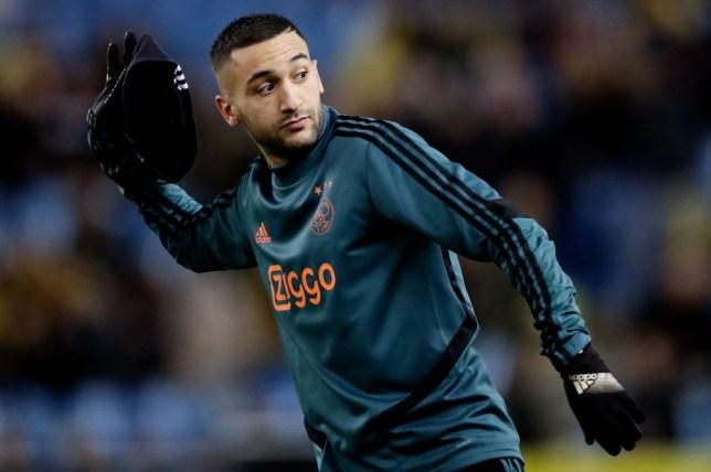 Gia nhập Chelsea, Ziyech lập tức phá vỡ im lặng với Ajax - Hình 1