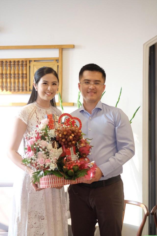 Hoa hậu Ngọc Hân:Chưa có anh chàng nào ngỏ lời cầu hôn dịp Valentine - Hình 1