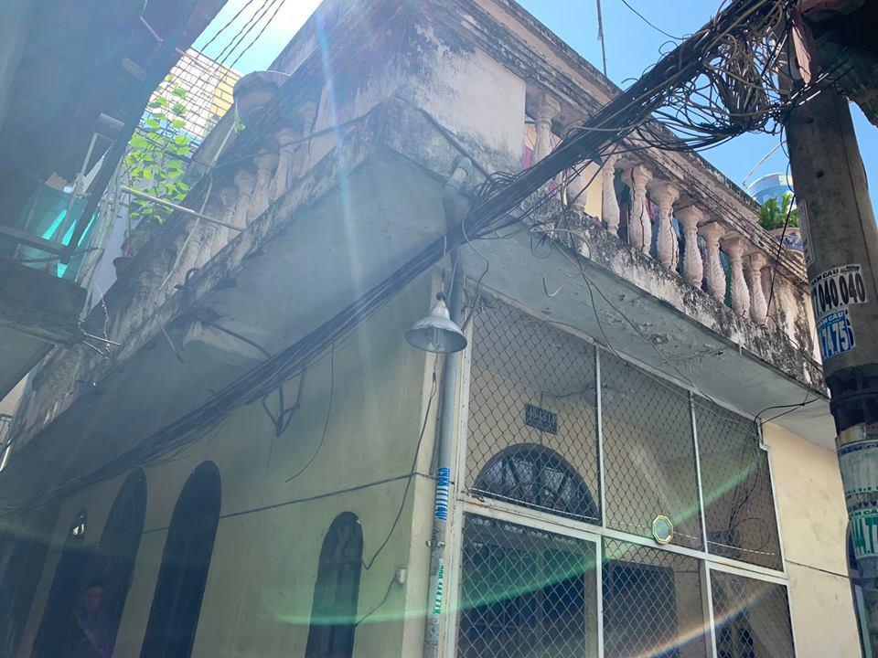 Nhà cũ hoang tàn bỗng hóa thành biệt thự với 650 triệu - Hình 1