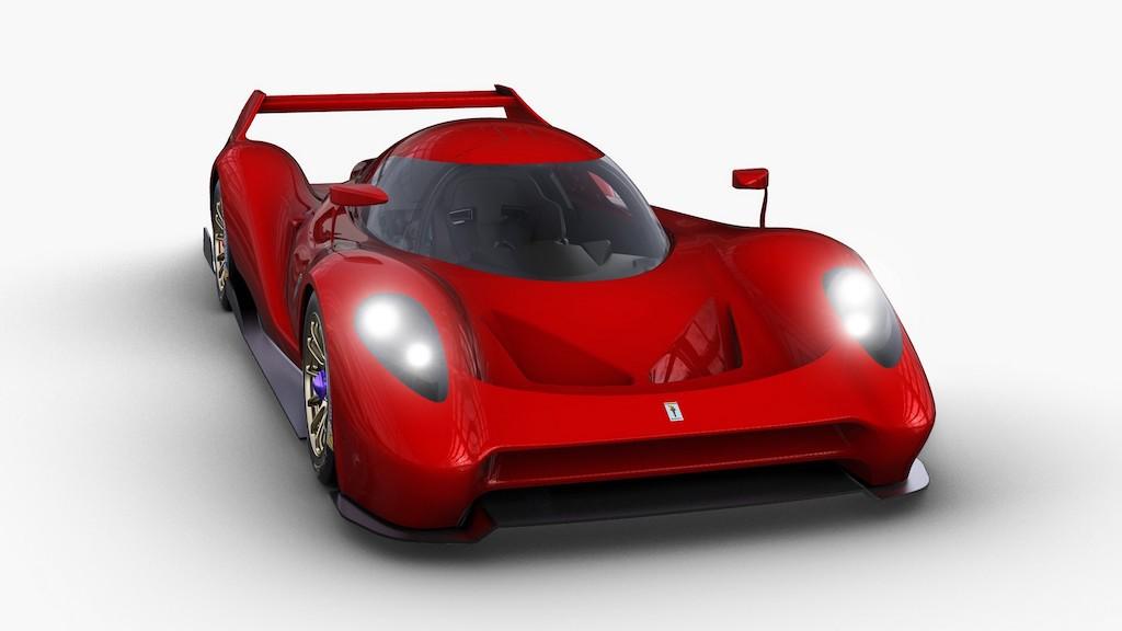 Triệu phú Mỹ muốn lặp lại kỳ tích 50 năm trước, tự tạo hypercar đua tại Le Mans 24h - Hình 1
