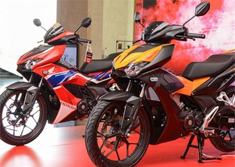 Những điểm yếu khiến Honda Winner X ngày càng mất giá trước Yamaha Exciter 150 - Hình 1
