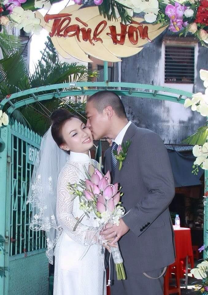 Quỳnh Trần JP tiết lộ ảnh xưa thuở mới cưới liền nhận ngay danh hiệu chăm chồng mát tay đến nhìn thấy mà thương - Hình 1