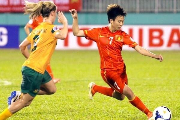 Sao tuyển nữ Việt Nam nói gì trước trận tranh vé Olympic với Australia? - Hình 1
