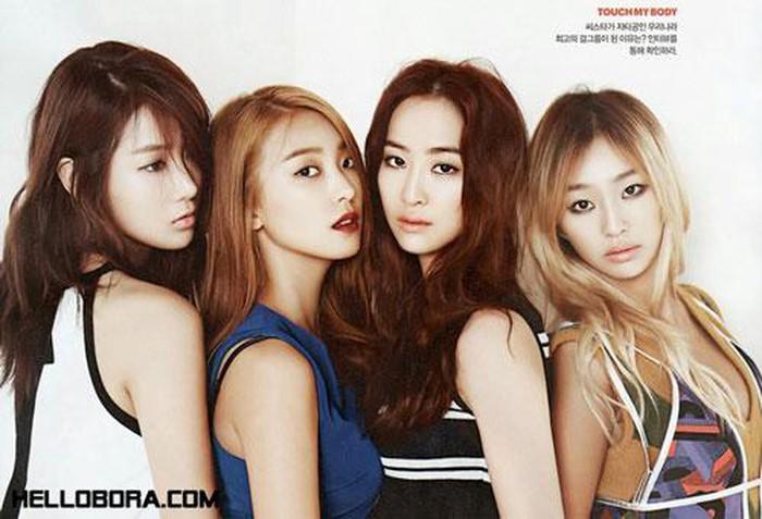 Những nhóm nhạc Kpop tan rã để lại nhiều tiếc nuối nhất - Hình 7