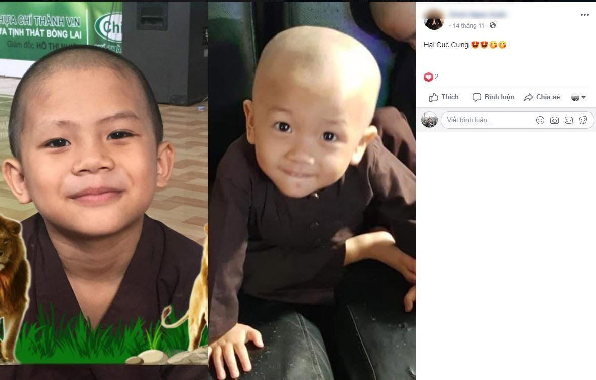 Dân mạng xôn xao hình ảnh 'thầy ông nội' Tịnh thất Bồng Lai ôm trẻ sơ sinh chạy khỏi cơ quan công an? - Hình 11