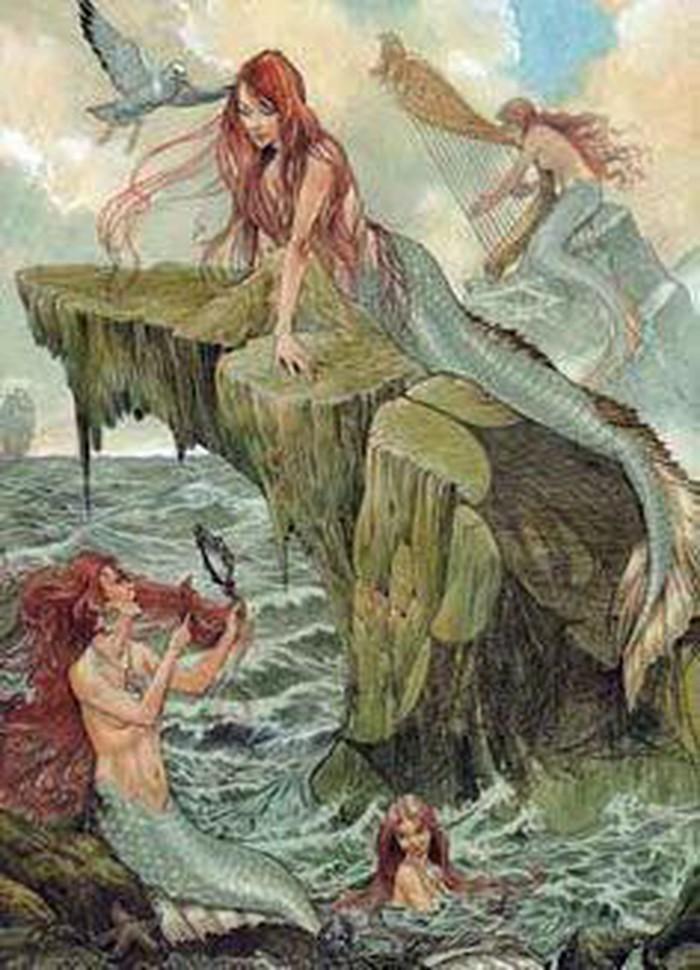 Tiết lộ choáng váng về nàng tiên cá bí ẩn dưới đại dương - Hình 4