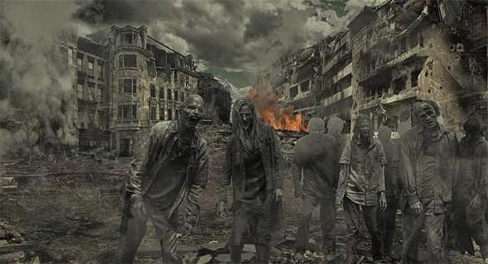 Rùng mình dự đoán về đại dịch xác sống ám ảnh nhân loại - Hình 1