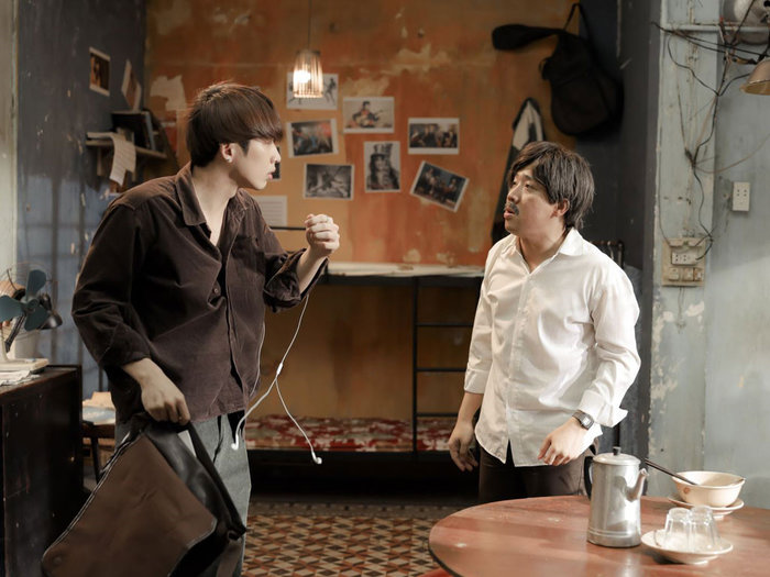 Tuấn Trần hát nhạc Trịnh Thăng Bình, Trấn Thành nhận xét: Giống cô giáo quá - Hình 1