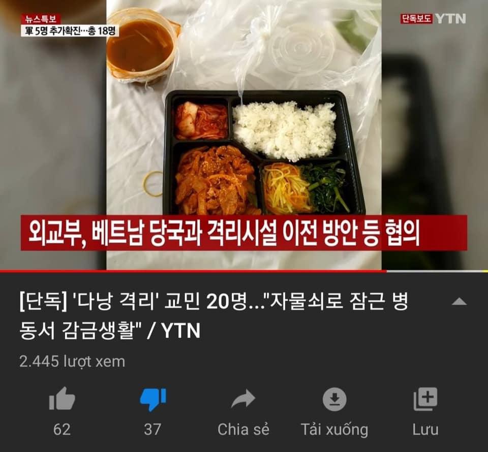 Dân mạng phẫn nộ khi nhà đài Hàn Quốc chê khu cách ly Việt Nam nghèo nàn, cho ăn bánh mì - Hình 3