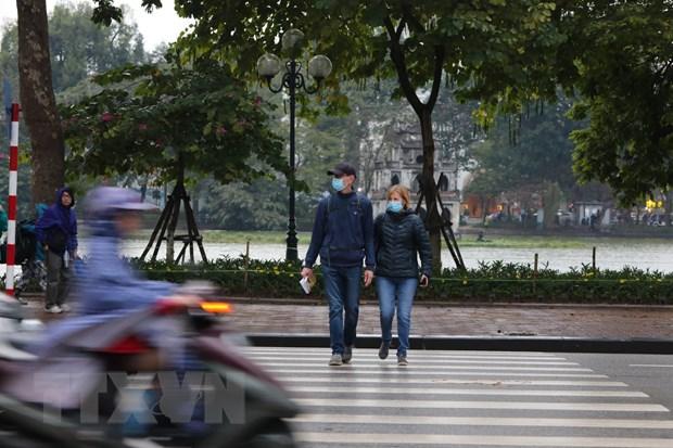 Bắc Bộ và Hà Nội mưa phùn kèm sương mù, trời rét đậm 14 độ C - Hình 1