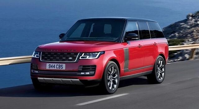 Bảng giá xe Land Rover mới nhất tháng 2/2020: Range Rover Vogue niêm yết hơn 8 tỷ đồng - Hình 1