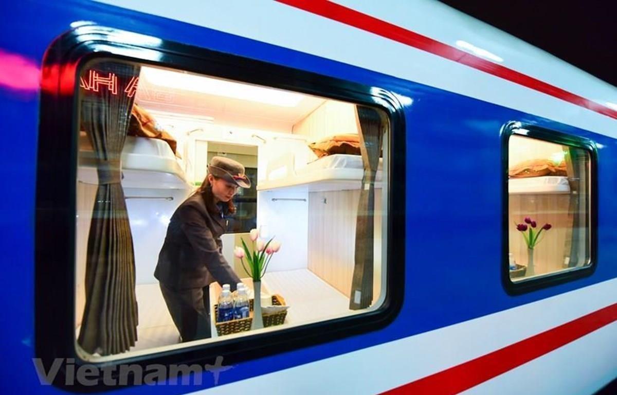 Đường sắt Hà Nội giảm giá vé tàu hỏa giường nằm lên tới 30% - Hình 1