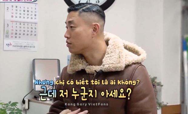 Fan Monday Couple sướng rơn khi lần đầu tiên sau 3 năm, Kang Gary gọi tên Song Ji Hyo trên show thực tế! - Hình 1