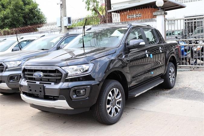 Ford Ranger Wildtrak 2020 về đại lý, sẵn sàng tới tay khách hàng - Hình 1