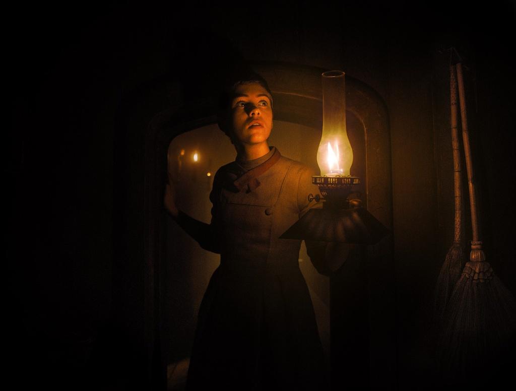 'Gretel & Hansel' - một góc nhìn khác về những mụ phù thủy ghê rợn - Hình 1