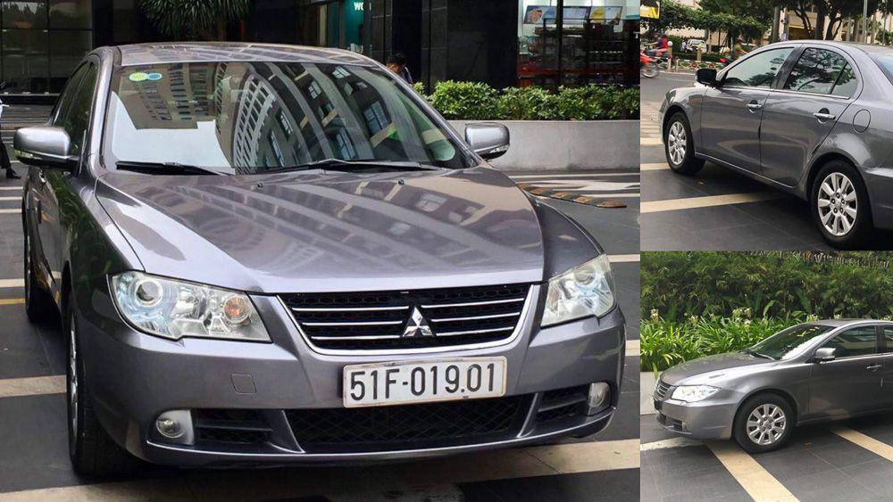 Hàng hiếm Mitsubishi Lancer Fortis 2007 rao bán giá 345 triệu đồng - Hình 1