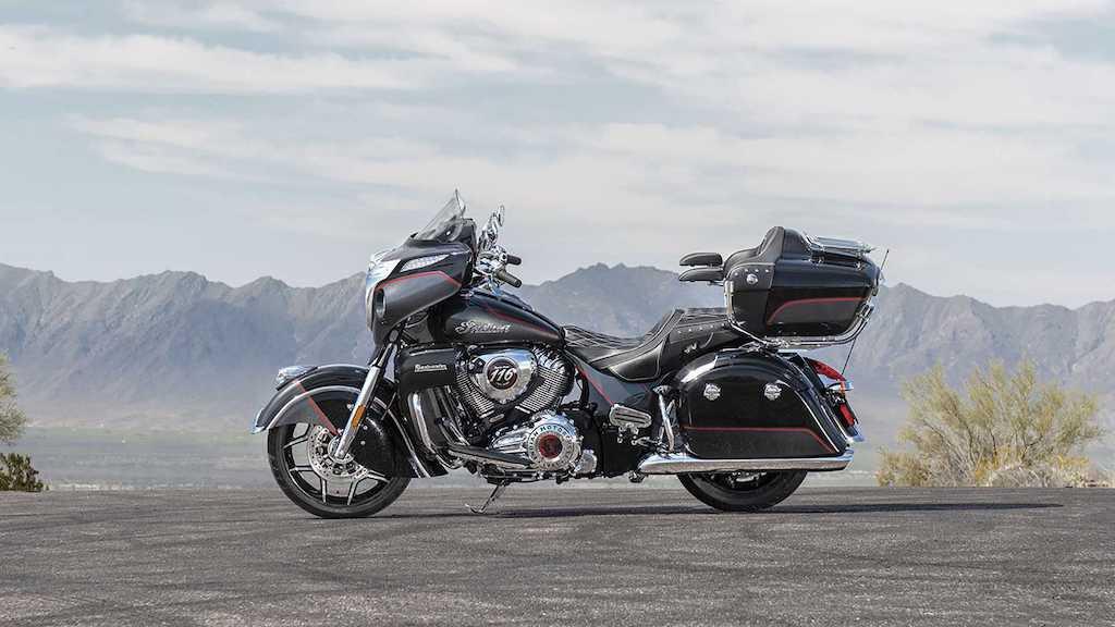 Harley-Davidson vừa ra CVO Road Glide 2020, Indian đã đáp trả bằng salon bay Roadmaster Elite - Hình 1