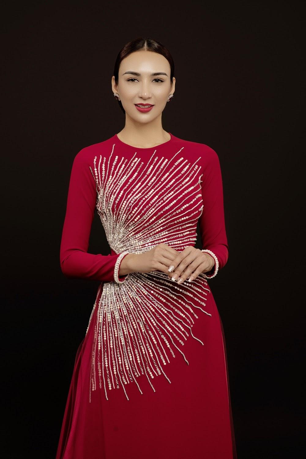 Hoa hậu Ngọc Diễm tiết lộ lý do không theo đuổi hình ảnh gợi cảm: Làm gì tôi cũng phải nghĩ cho con gái - Hình 1