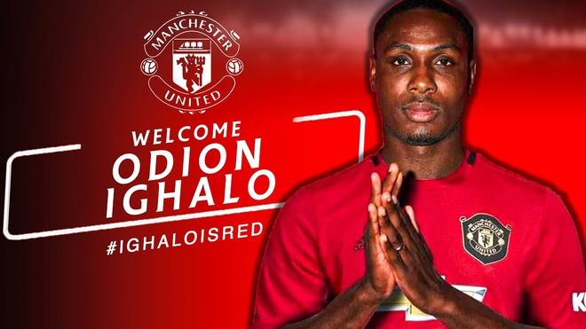 Ighalo chấp nhận giảm lương để được tới Man United - Hình 1