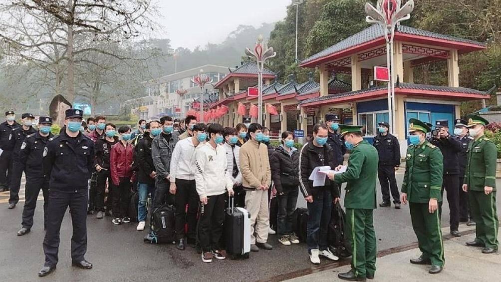 Lạng Sơn: Cách ly số người Việt Nam từ Trung Quốc về các huyện biên giới - Hình 1