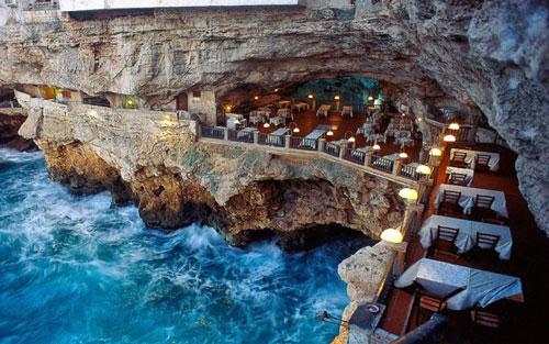 Những nhà hàng nằm trong khung cảnh thiên nhiên tuyệt mỹ nhất thế giới - Hình 1