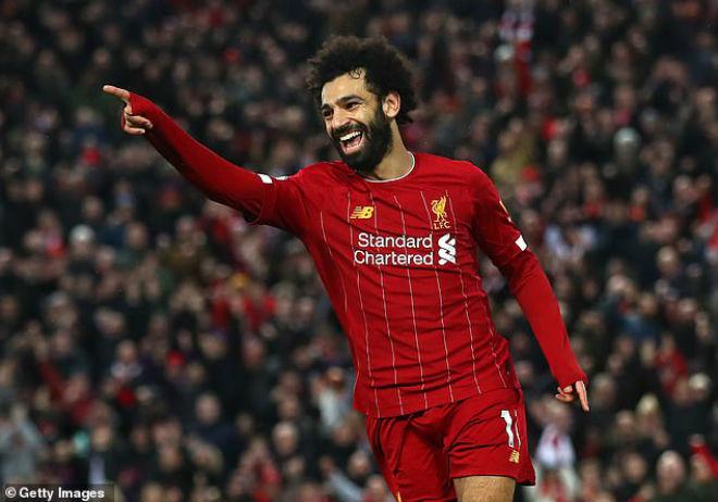 Salah bị tố ích kỷ: Liverpool bán gấp, lấy 100 triệu bảng mua Mbappe, Sancho? - Hình 1