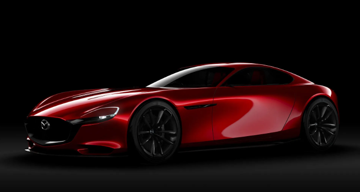 Xe thể thao Mazda RX-9 mới có thể không sử dụng động cơ quay - Hình 1